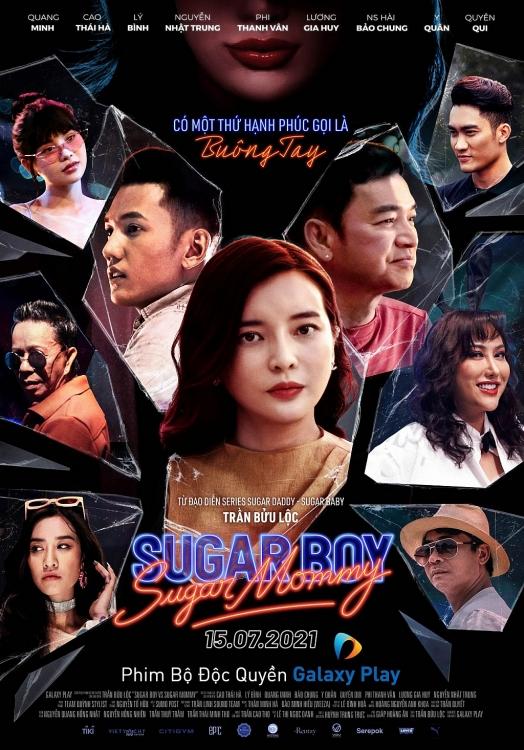 Con Đường Mẹ Đường - Sugar Boy Sugar Mommy