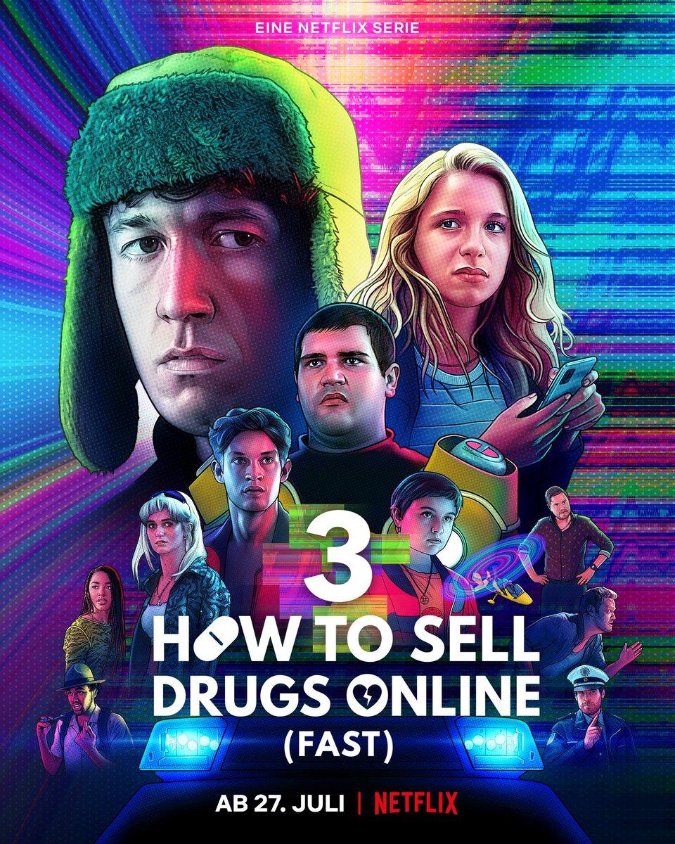 Cách Buôn Thuốc Trên Mạng (Nhanh Chóng) (Phần 3) - How to Sell Drugs Online (Fast) (Season 3)