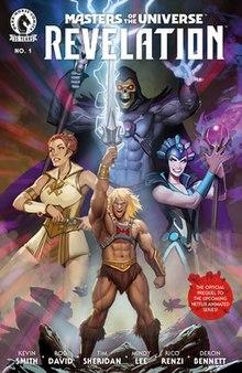 Những Chủ Nhân Vũ Trụ: Khải Huyền (Phần 1) - Masters Of The Universe: Revelation (Season 1)