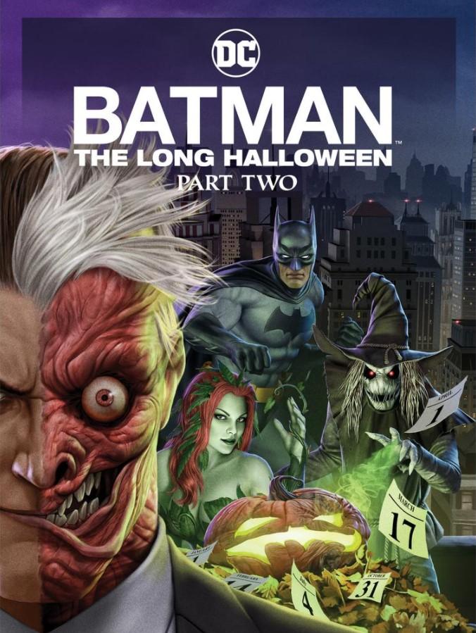 Batman: Halloween Dài, Part 2 - Batman: The Long Halloween, Part Two