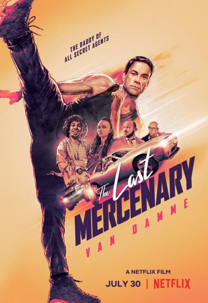 Lính Đánh Thuê Cuối Cùng - Le Dernier Mercenaire (The Last Mercenary)