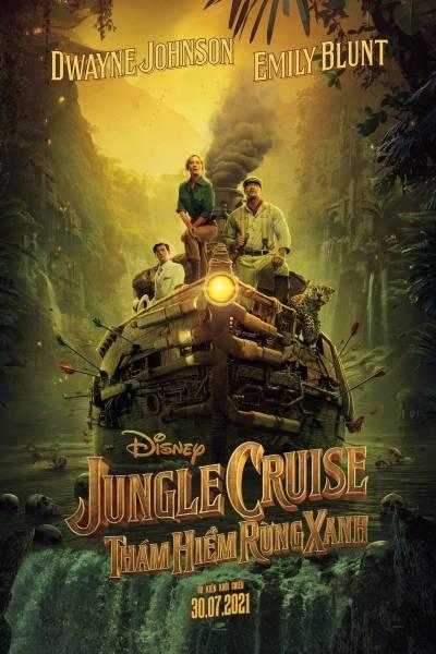 Thám Hiểm Rừng Xanh - Jungle Cruise