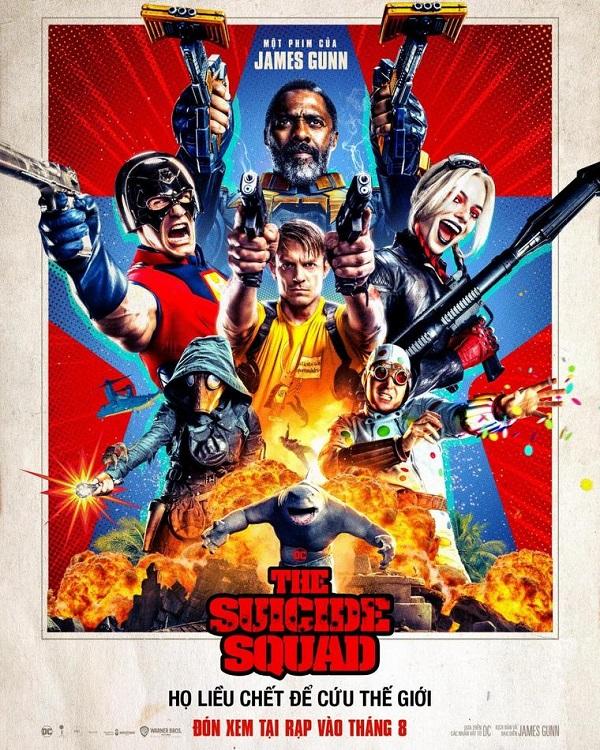 Suicide Squad: Điệp Vụ Cảm Tử - The Suicide Squad