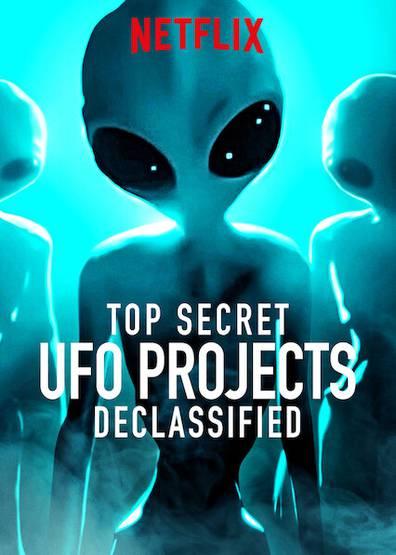 Dự Án UFO Tuyệt Mật: Hé Lộ Bí Ẩn (Phần 1) - Top Secret Ufo Projects: Declassified (Season 1)