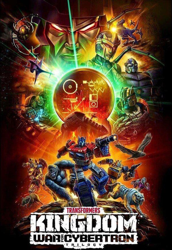 Transformers: Bộ Ba Chiến Tranh Cybertron - Vương Quốc (Phần 1) - Transformers: War for Cybertron - Kingdom (Season 1)