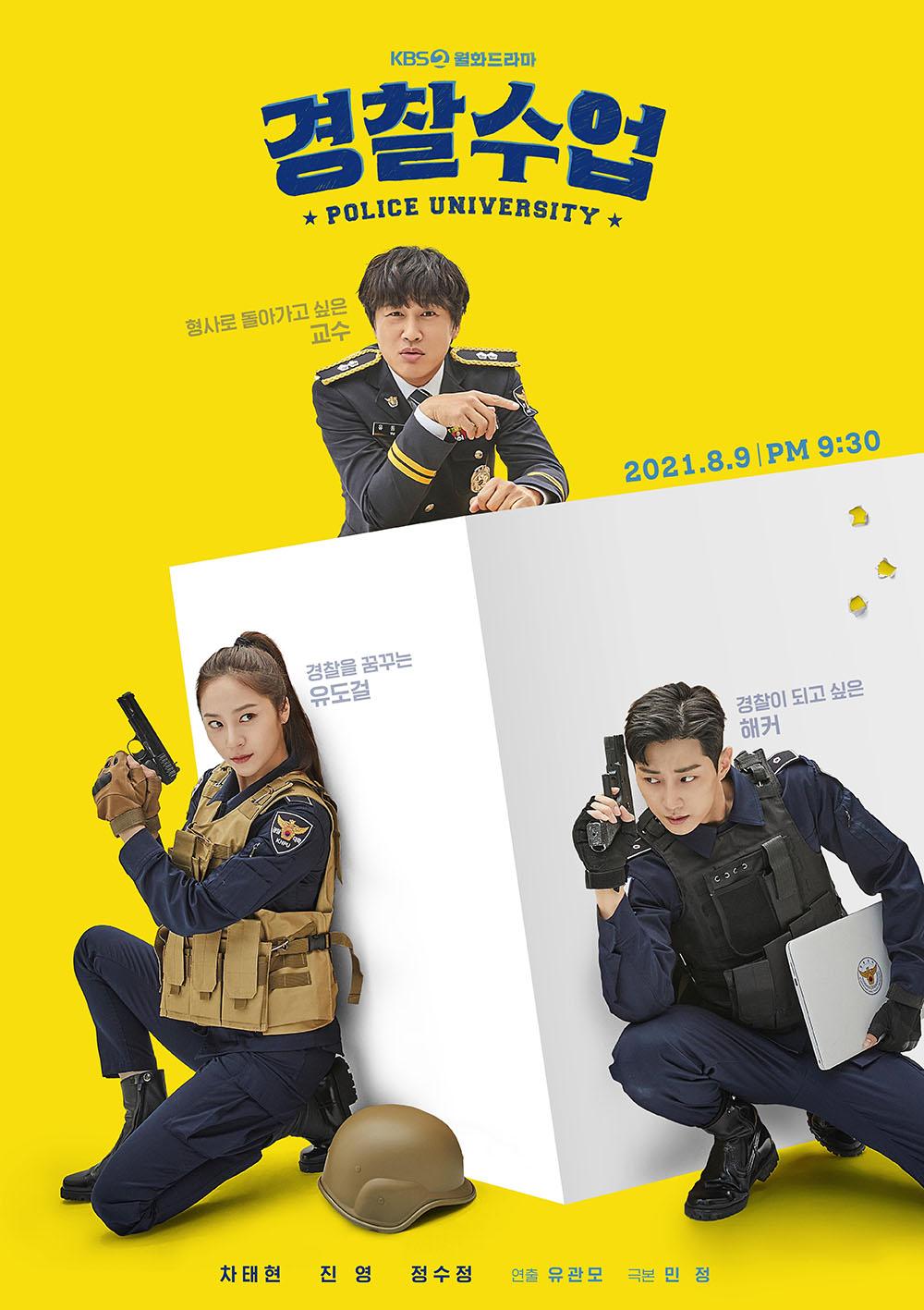 Học Viện Cảnh Sát - Police University