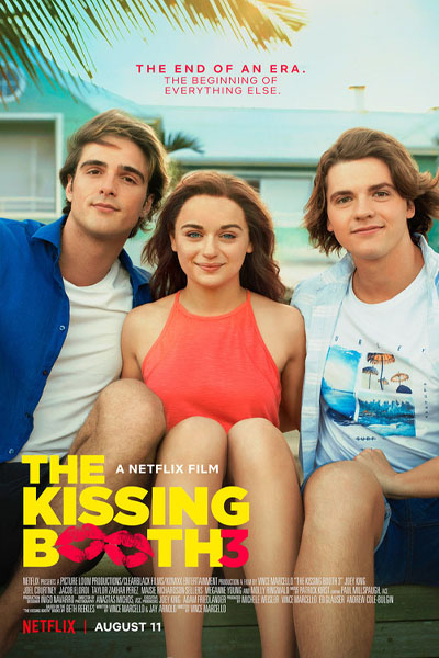 Bốt Hôn 3 - The Kissing Booth 3