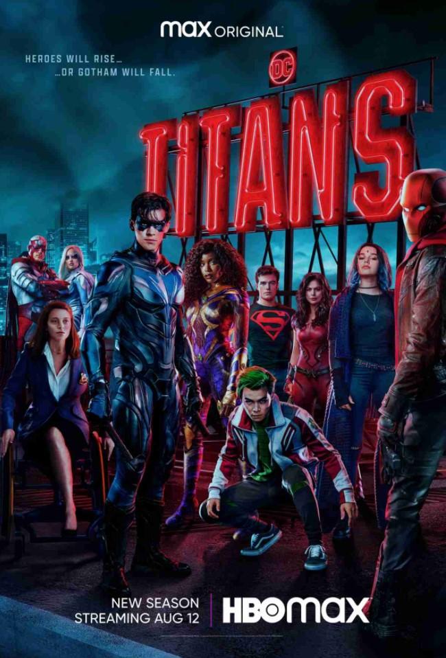 Biệt Đội Titans (Phần 3) - Titans (Season 3)