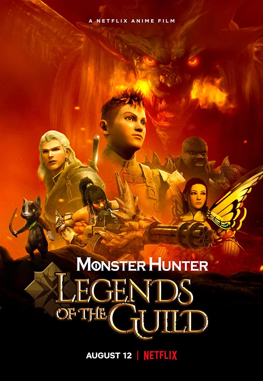 Monster Hunter: Huyền thoại hội thợ săn - Monster Hunter: Legends of the Guild