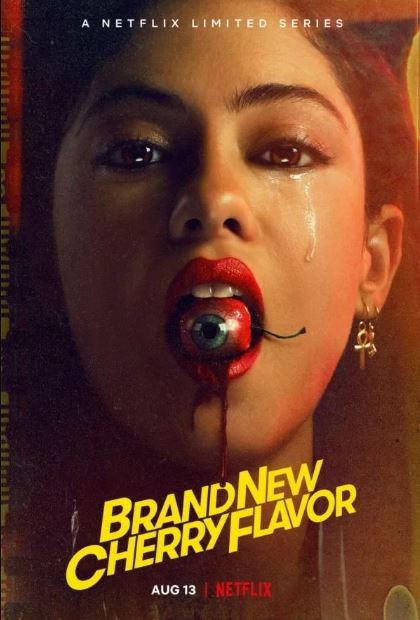 Vị Anh Đào Tươi Mới (Phần 1) - Brand New Cherry Flavor (Season 1)