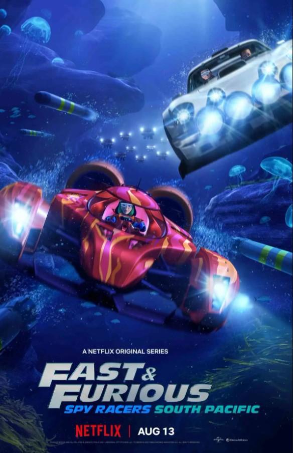 Quá Nhanh Quá Nguy Hiểm: Điệp Viên Tốc Độ (Phần 5) – Fast & Furious: Spy Racers (Season 5)
