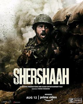 Cuộc chiến Kargil - Shershaah