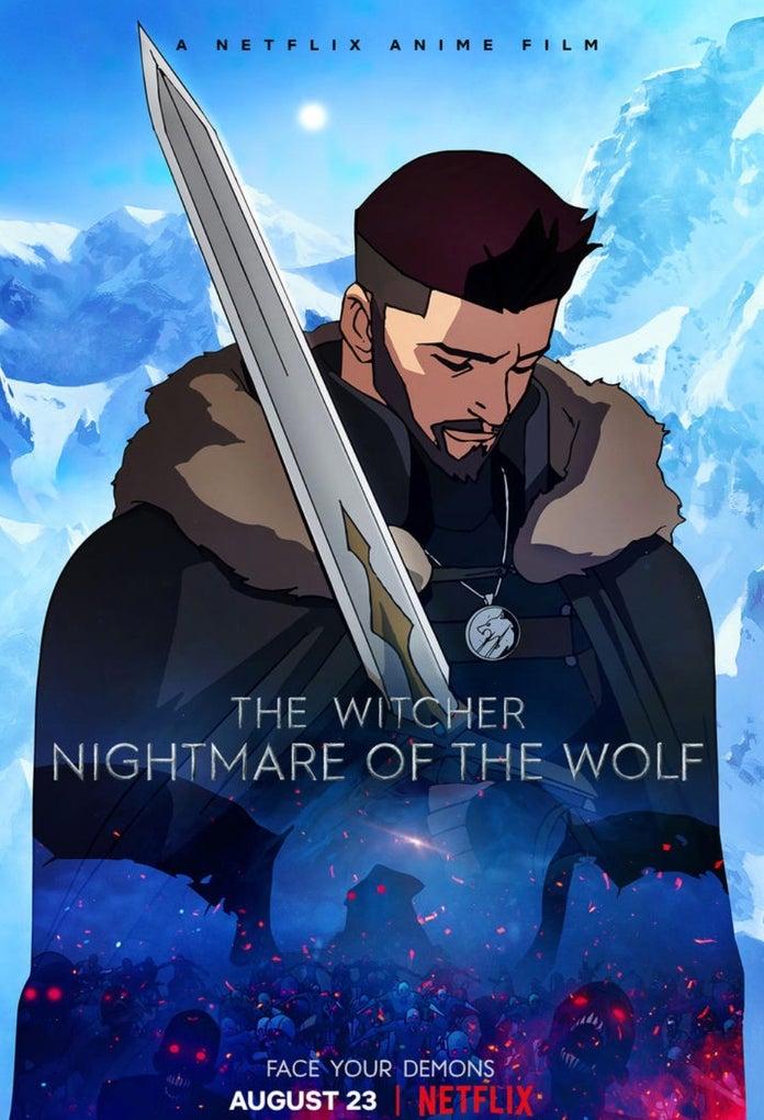 Thợ Săn Quái Vật: Ác Mộng Của Sói - The Witcher: Nightmare of the Wolf