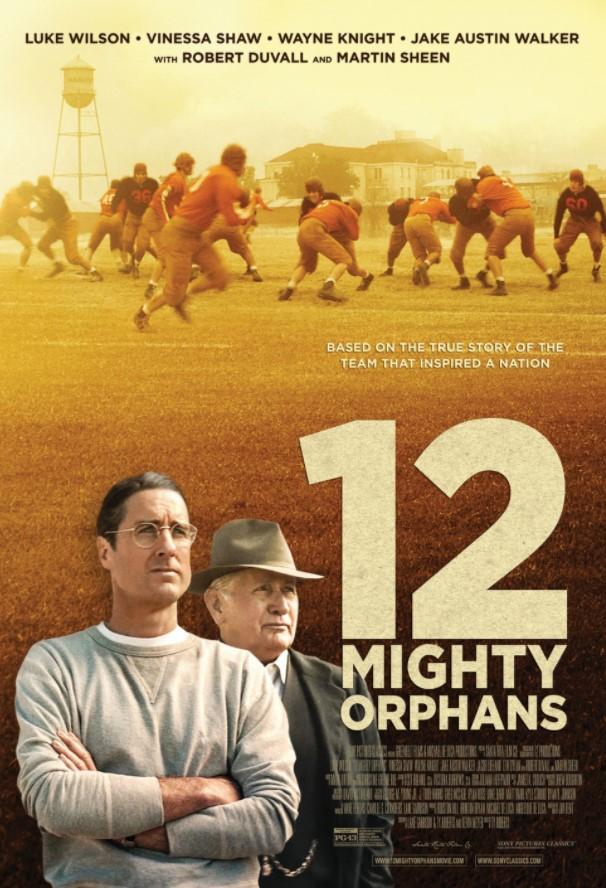 12 Đứa Trẻ Mồ Côi - 12 Mighty Orphans