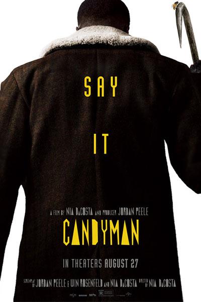 Sát Nhân Trong Gương - Candyman