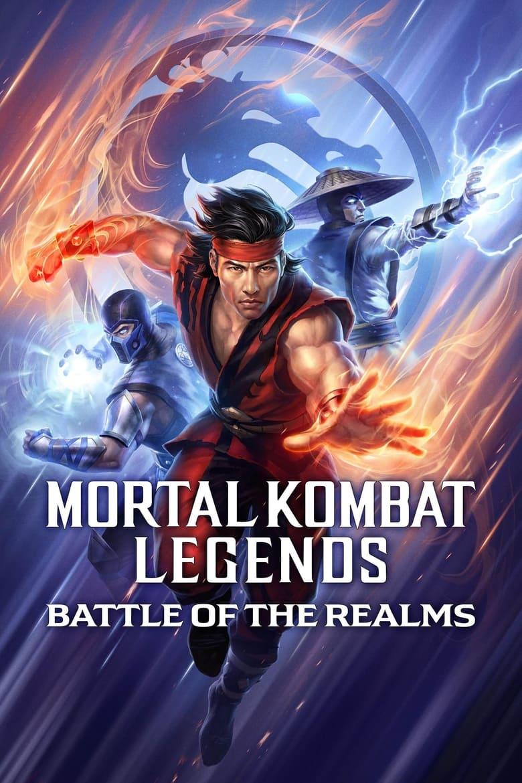 Đấu Trường Sinh Tử Huyền Thoại: Trận Chiến Các Vương Quốc - Mortal Kombat Legends: Battle of the Realms