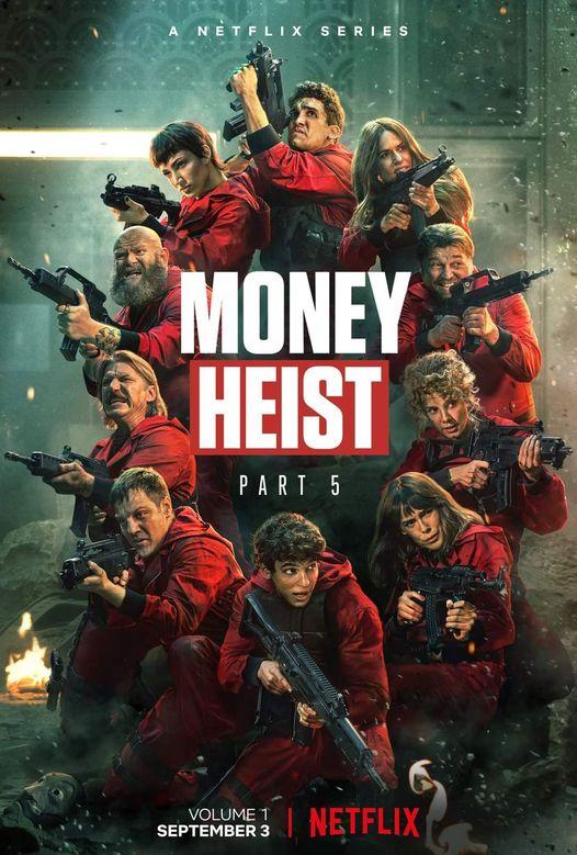Phi Vụ Triệu Đô (Phần 5) - Money Heist (Season 5)