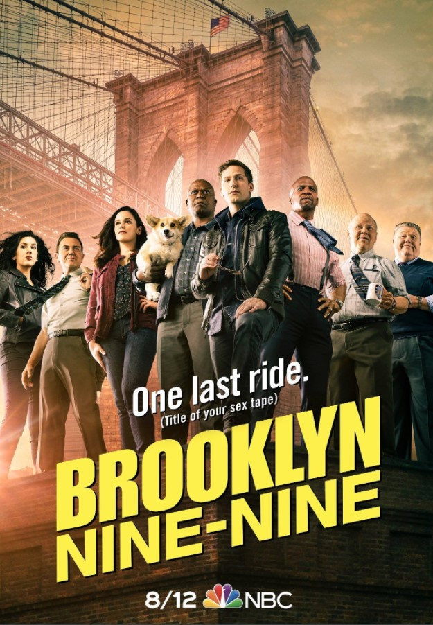 Cảnh Sát Brooklyn (Phần 8) - Brooklyn Nine-nine (Season 8)