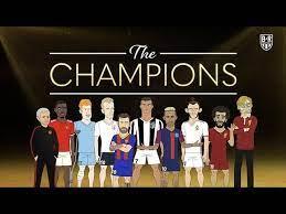 The Champions (Season 1)