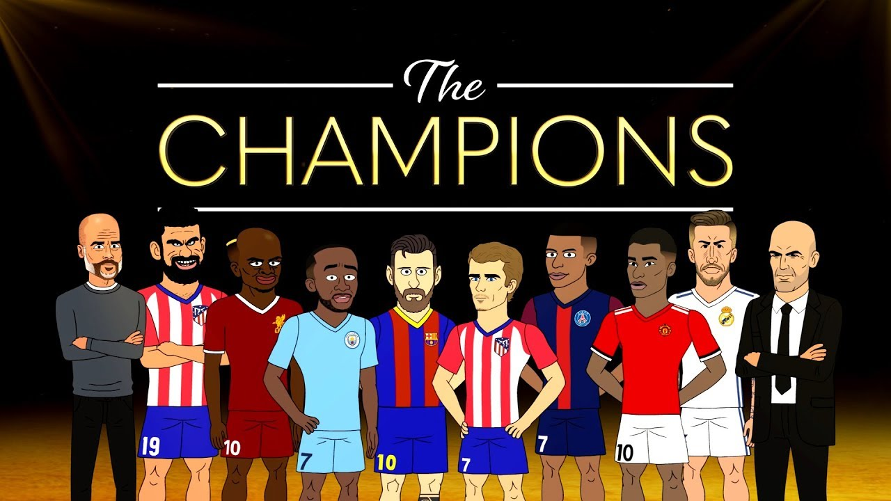 The Champions (Season 2)