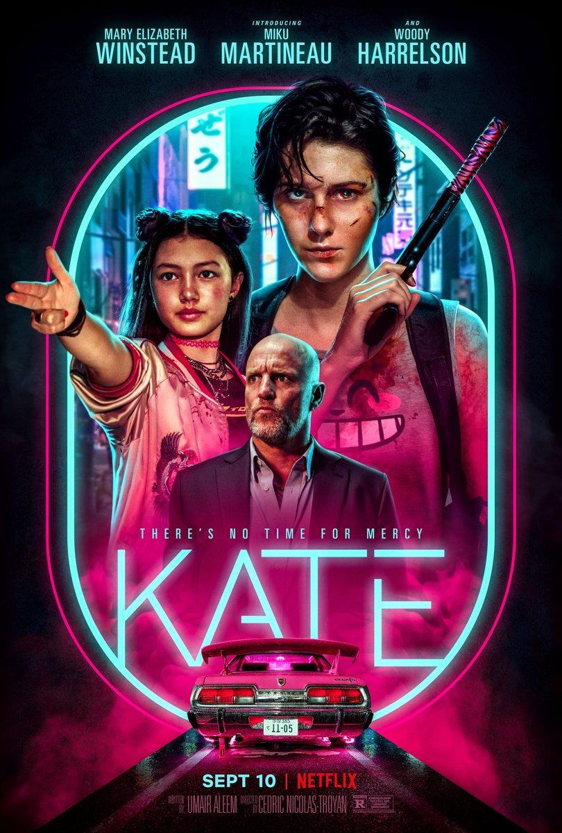 Sát thủ Kate - KATE