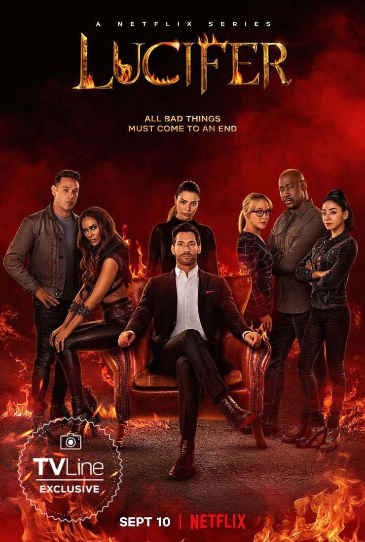 Chúa Tể Địa Ngục (Phần 6) - Lucifer (Season 6)