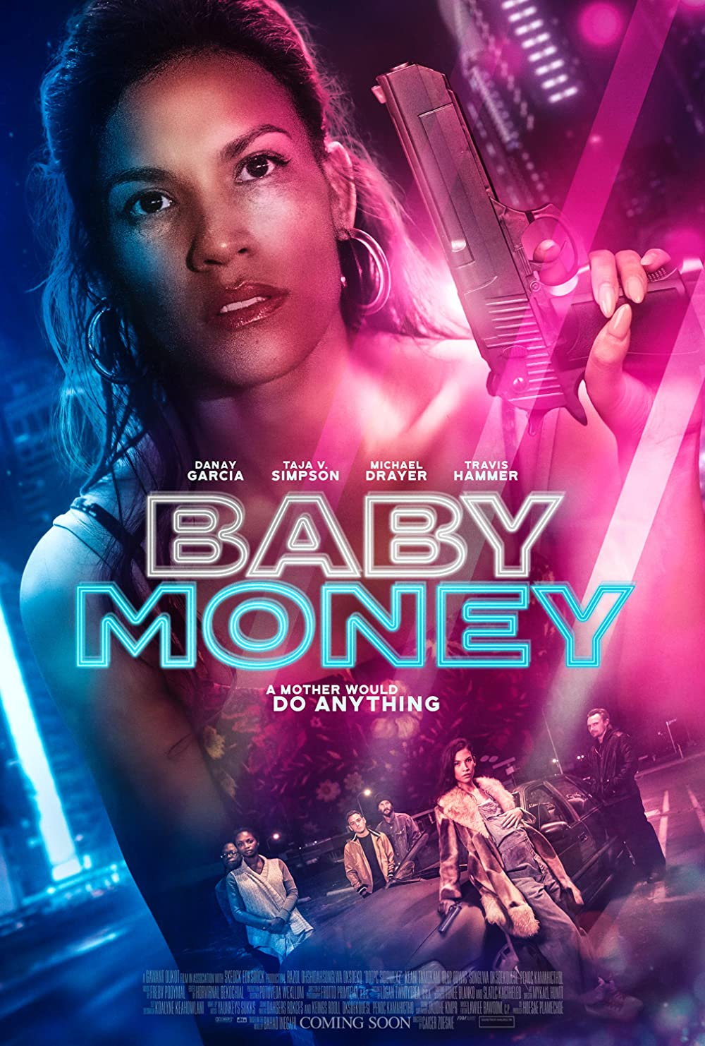Mẹ Bầu Hành Động – Baby Money