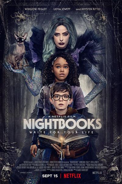 Chuyện Kinh Dị Đêm Nay – Nightbooks