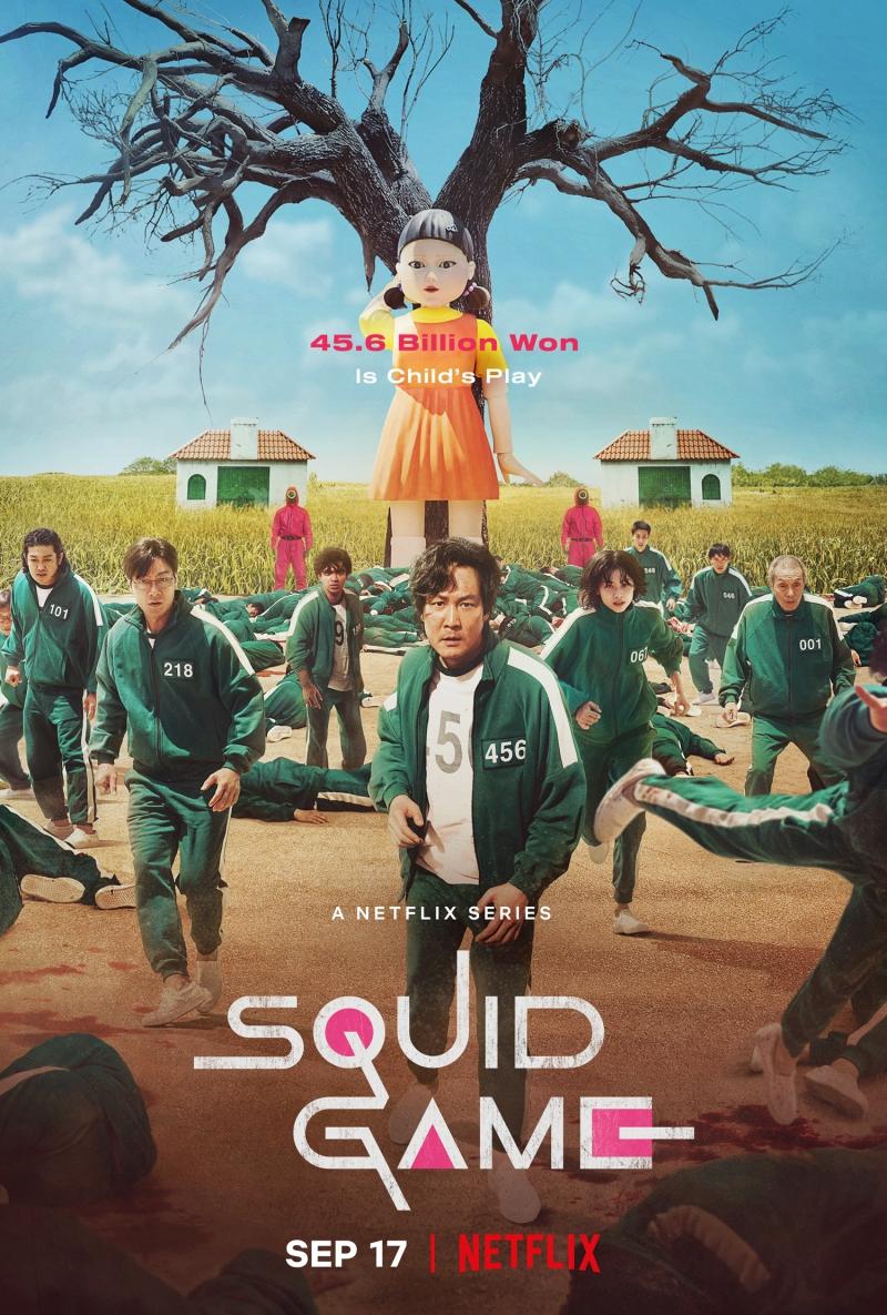 Trò Chơi Con Mực (Phần 1) - Squid Game (Season 1)