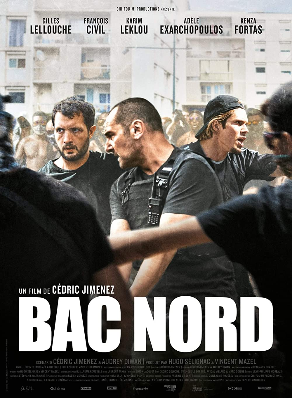 The Stronghold - BAC Nord
