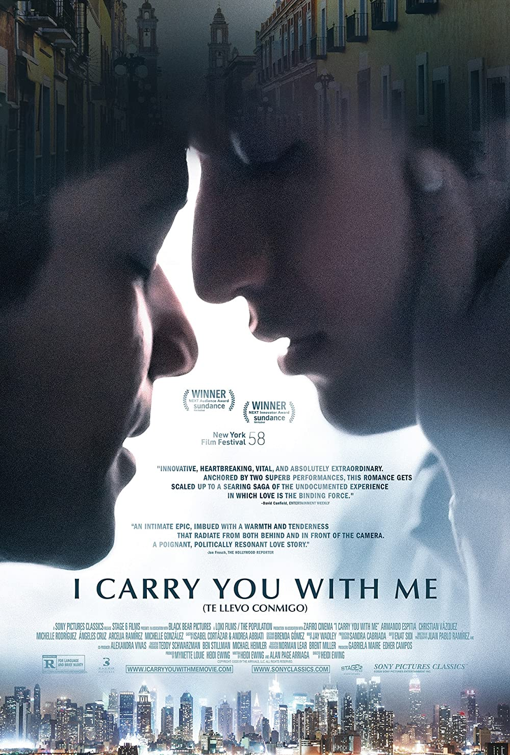 Mang Em Đến Bên Anh - I Carry You With Me