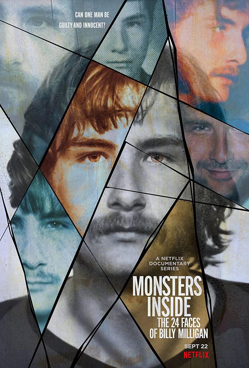 24 nhân cách của Billy Milligan (Phần 1) - Monsters Inside: The 24 Faces of Billy Milligan (Season 1)