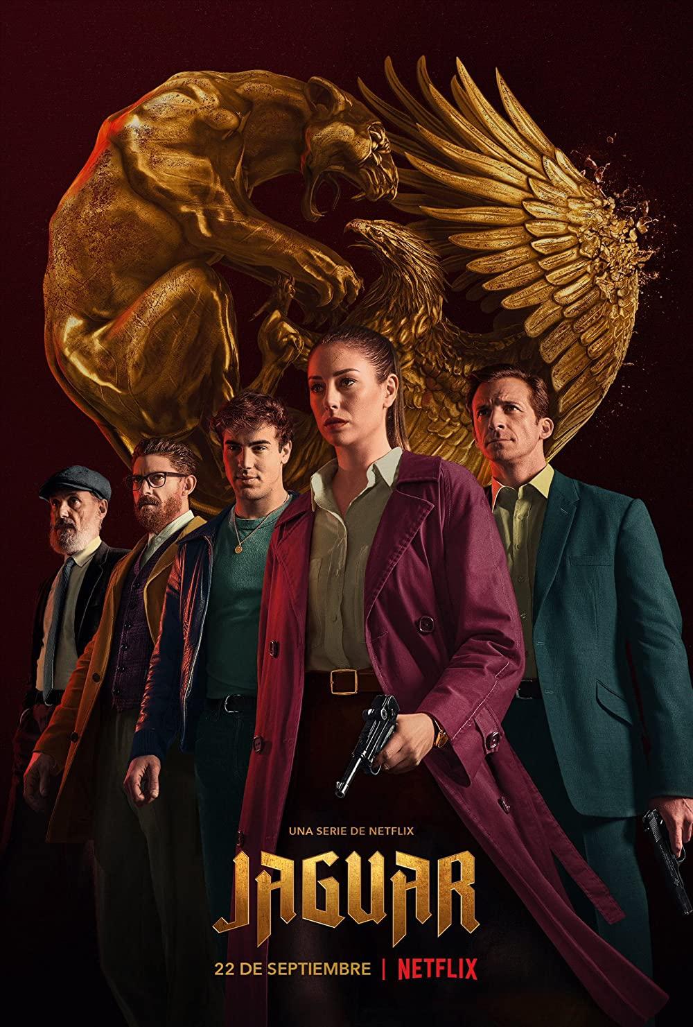 Mật Danh: Báo Đốm (Phần 1) - Jaguar (Season 1)