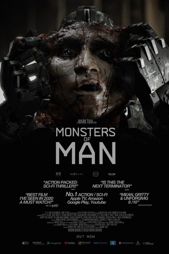 Robot 4 - Monsters Of Man