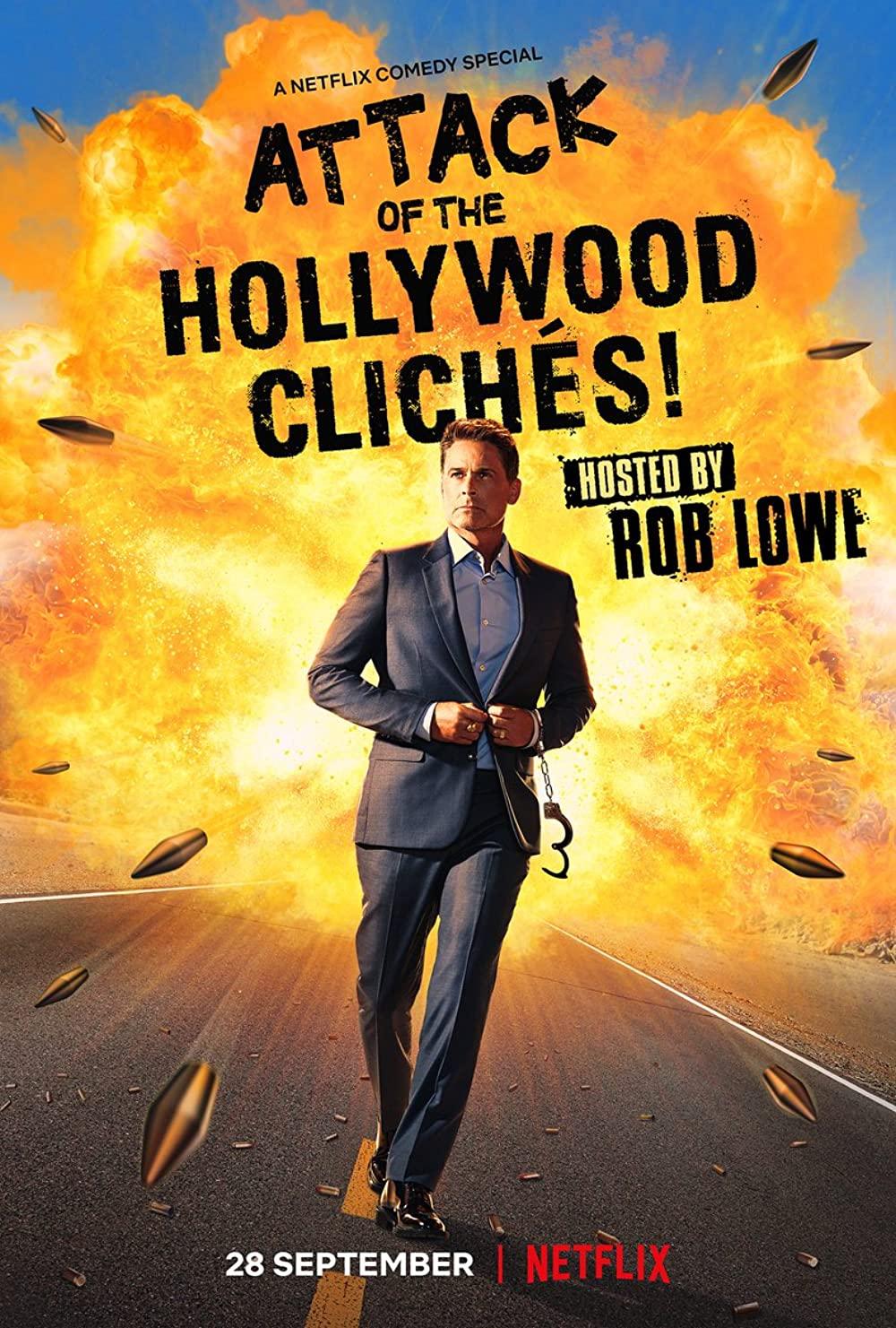 Cuộc tấn công của khuôn mẫu Hollywood! - Attack Of The Hollywood Clichés!