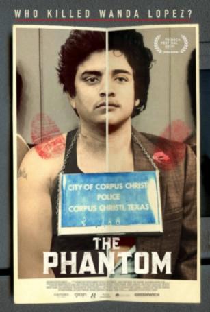 Thủ phạm bóng ma - The Phantom