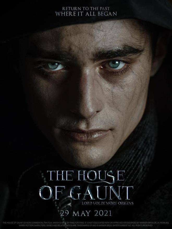 Gia Tộc Gaunt: Hồi Ký Của Chúa Tể Voldemort – The House Of Gaunt: Lord Voldemort Origins