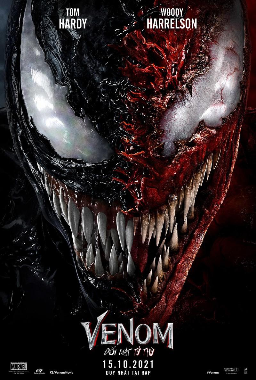 Venom 2: Đối Mặt Tử Thù - Venom 2: Let There Be Carnage