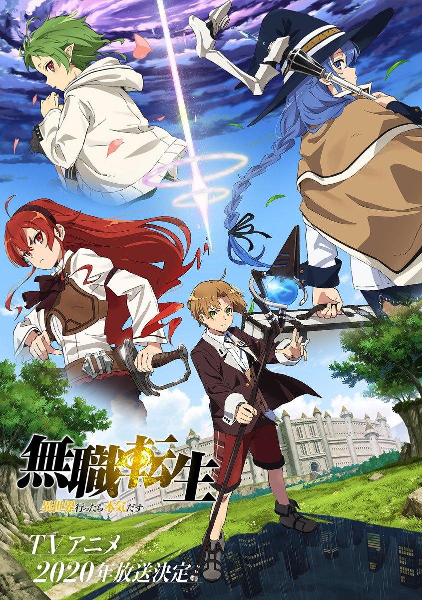 Thất Nghiệp Chuyển Sinh 2 - Mushoku Tensei: Isekai Ittara Honki Dasu 2nd Season