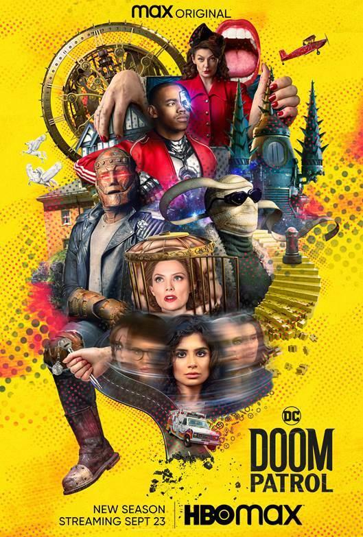 Siêu Anh Hùng Lầy Lội (Phần 3) - Doom Patrol (Season 3)