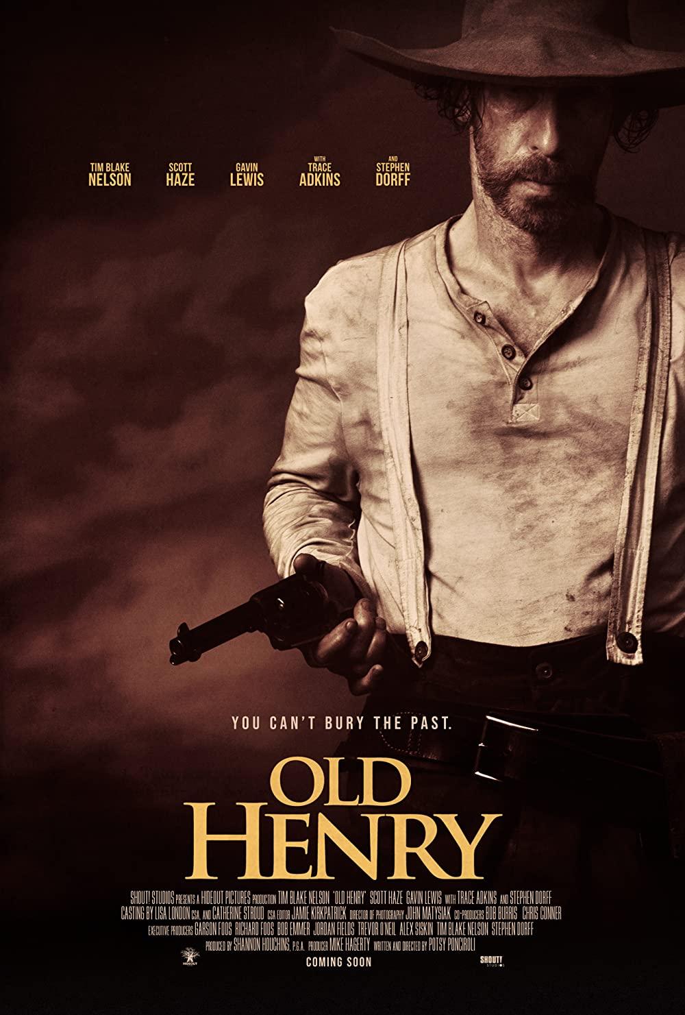Henry Già Cỗi - Old Henry