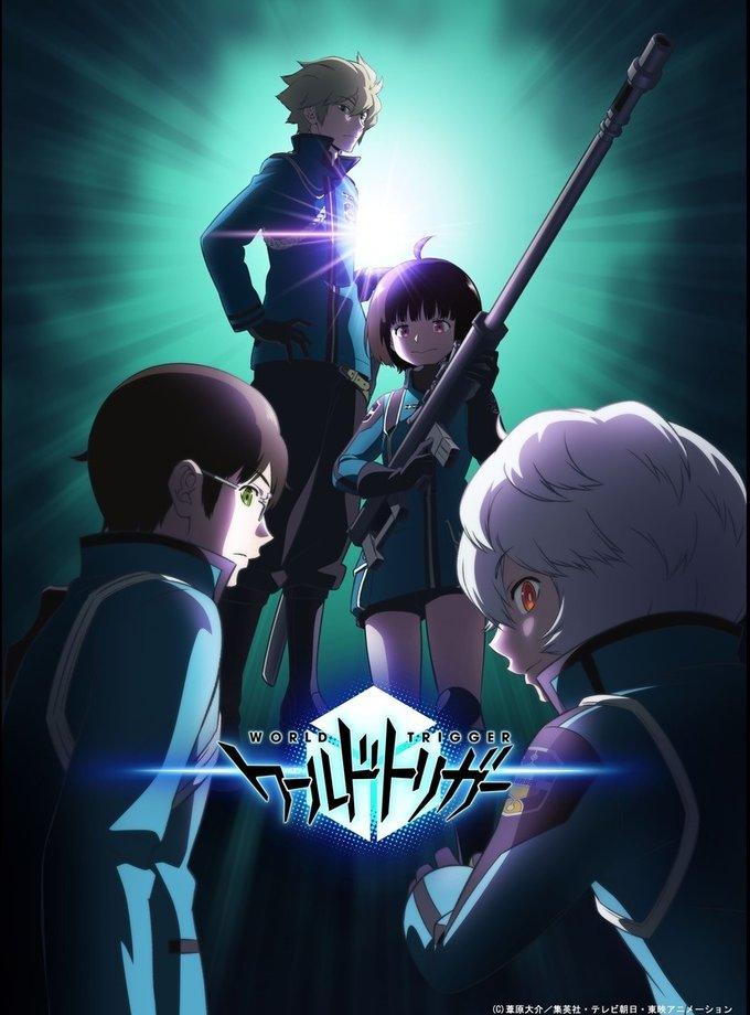 Kỉ Nguyên Trigger Phần 3 - World Trigger 3rd Season