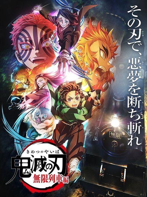 Kimetsu no Yaiba: Mugen Ressha-hen – The Demon Slayer: Kimetsu no Yaiba Mugen Train Arc TV