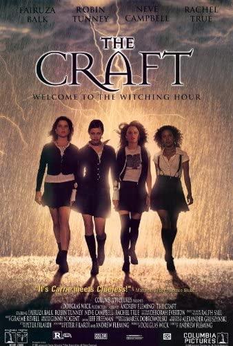 PHÙ THỦY HỌC ĐƯỜNG - The Craft (1996)