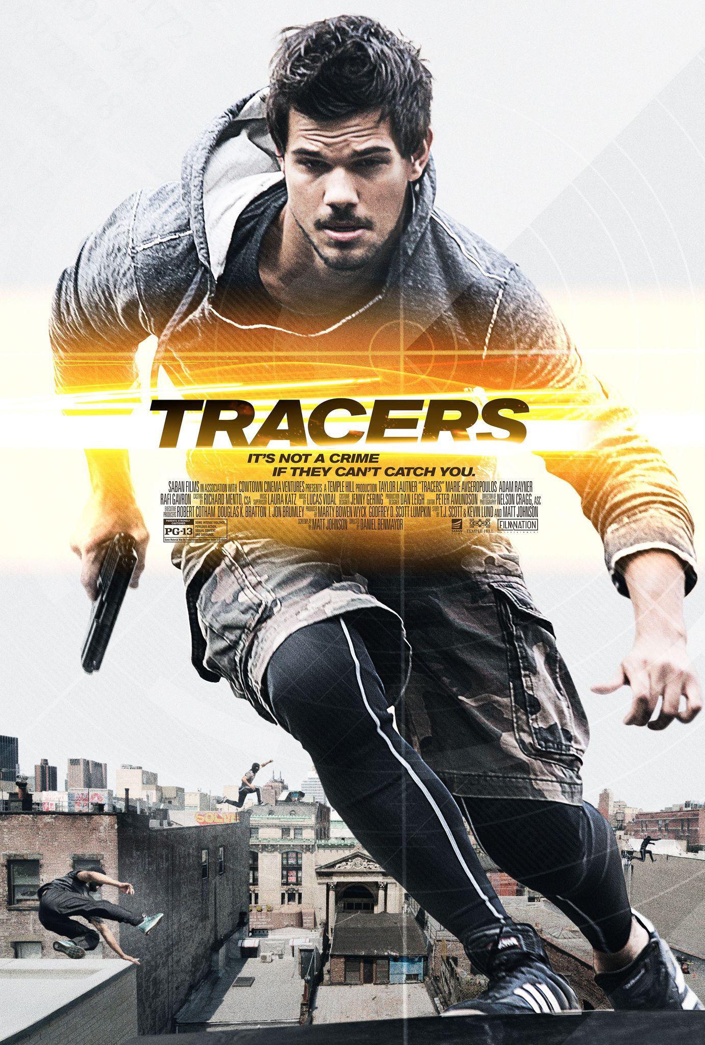 TẨU THOÁT -Tracers (2015)