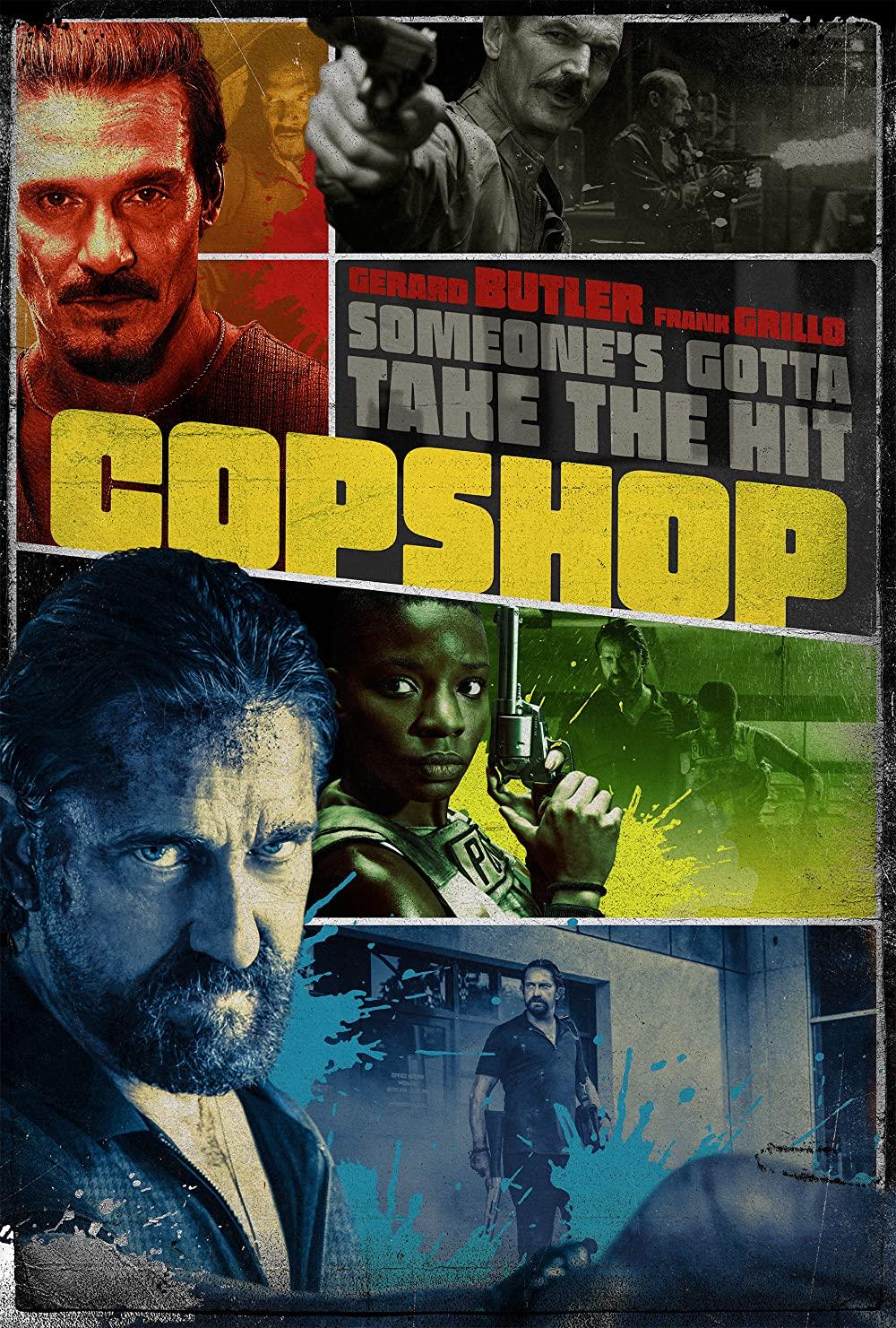 Sở Cảnh Sát - Copshop