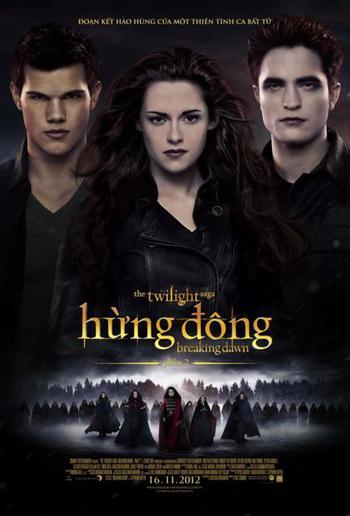 Hừng Đông Phần 2- The Twilight Saga: Breaking Dawn - Part 2 (2012)