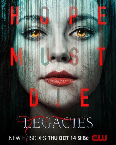 Hậu Duệ (Phần 4) - Legacies (Season 4)