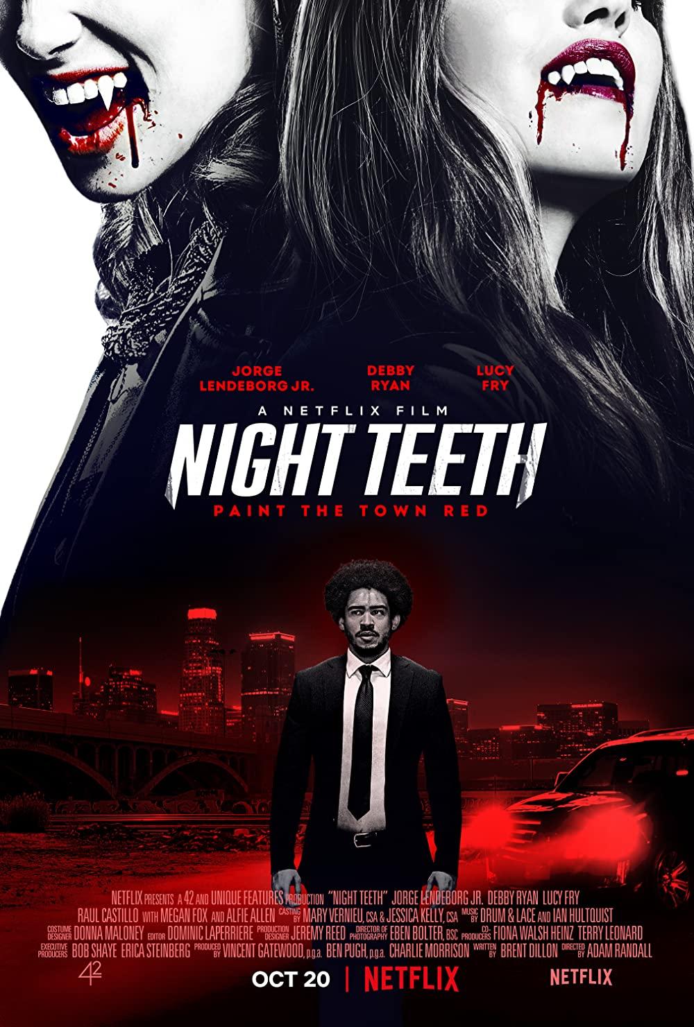 Nanh Sắc Trong Đêm - Night Teeth