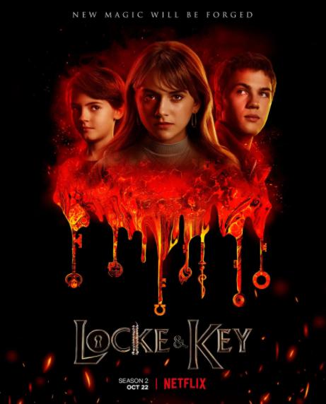 Chìa Khóa Chết Chóc (Phần 2) - Locke & Key (Season 2)